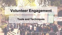 Volunteer Engagement - Tools and techniques.pdf