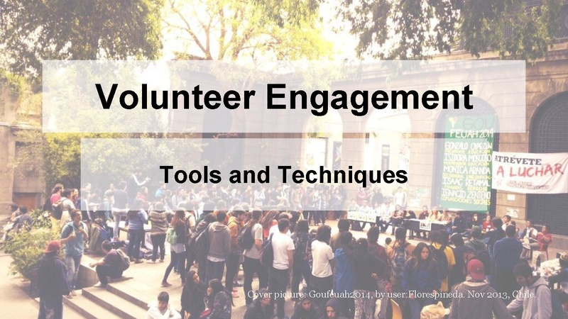 File:Volunteer Engagement - Tools and techniques.pdf