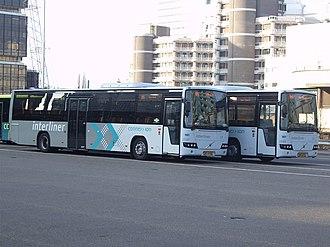 Interliner - Grey Interliners at Den Haag Centraal station