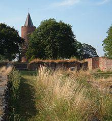 Hammershus slot