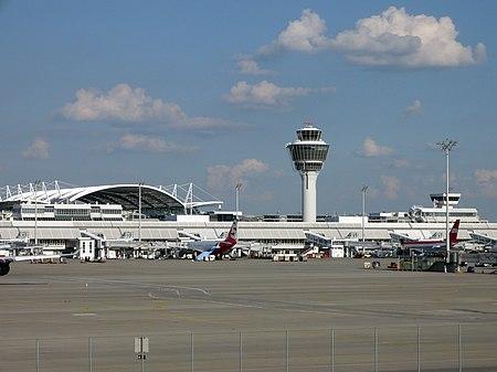Lapangan Terbang Antarabangsa Munich