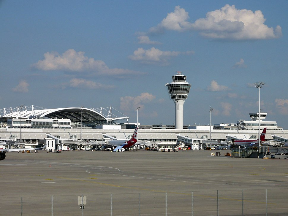Vorfeld Terminal 1 I