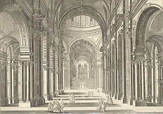 Utrecht Te Deum and Jubilate - St Paul's Cathedral, 18th century