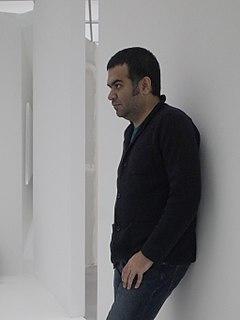 Amir Reza Koohestani Iranian theatre maker (born 1978)