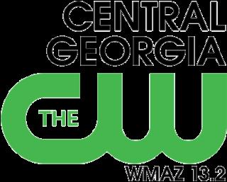 WMAZ-TV CBS/CW affiliate in Macon, Georgia