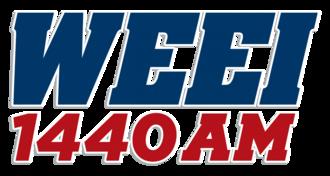WVEI (AM) - Image: WVEI (AM) logo
