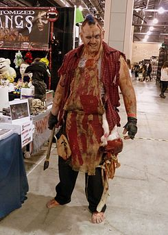 WW Philadelphia 2013 - Texas Chainsaw Massacre (9052872032).jpg