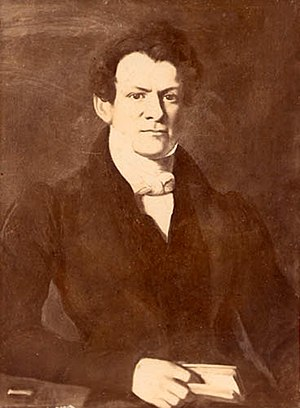 William Henry Valpy - Portrait of William Henry Valpy