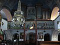 W zabytkowym kościele w Istebnej IMG 1457 krz.JPG