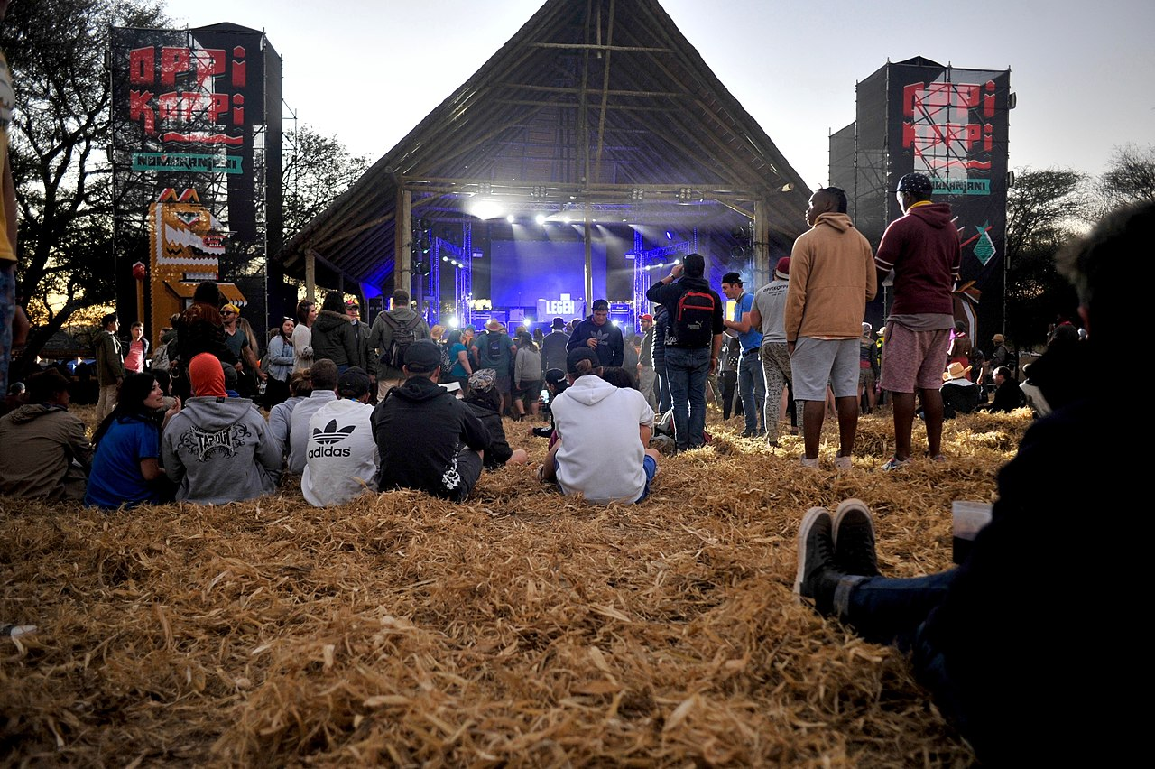 Oppikoppi, Southern Africa -Best African Music Festivals