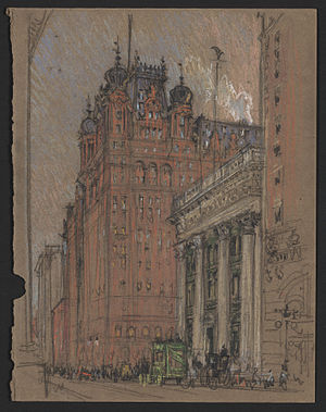 George Boldt - Image: Waldorf Astoria 1904 1908
