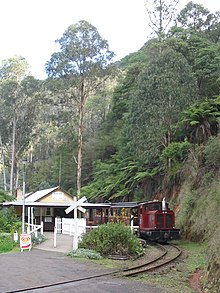 Walhalla Goldfields Railway Wikipedia