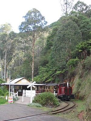 Orbost railway line - Walhalla Goldfields Railway