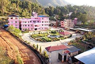 Waling Municipality in Gandaki Province, Nepal