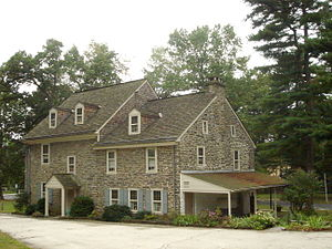 Richard Wall house