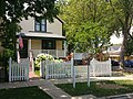 Walt Disney Birthplace Exterior Hermosa Chicago Illinois.jpg