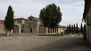 Wamba, Valladolid - St. Mary's Church