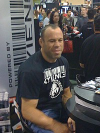 Wanderlei Silva - UFC 100 Fan Expo - July 10, 2009 in Las Vegas crop.jpg