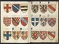Wapenboek Beyeren (armorial) - KB79K21 - folios 032v (left) and 033r (right).jpg