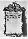wapenbord uit 1946 vreugdenhof - amsterdam - 20014623 - rce
