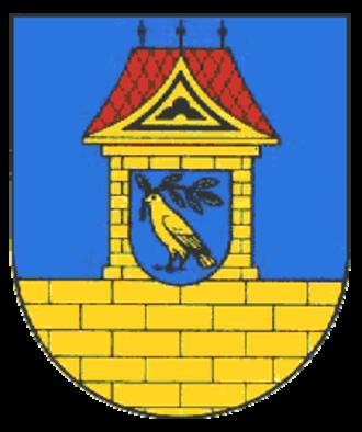Hainichen, Saxony - Image: Wappen Hainichen
