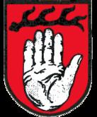 Wappen der Gemeinde Mundelsheim
