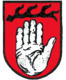 Coat of arms of Mundelsheim