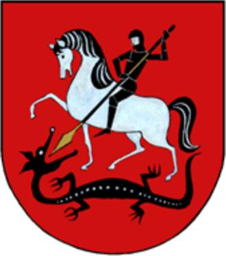 Niederndorf - Image: Wappen at niederndorf