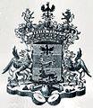 Wappen der Grafen von Belcredi mit Schildträgern.jpg