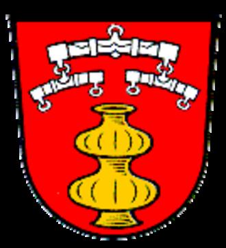 Pullenreuth - Image: Wappen von Pullenreuth
