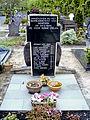 War Monuments Wijchen Cemetery 01.JPG