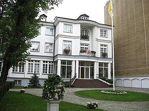 Apostolic Nuncio to Poland - Apostolic Nunciature in Warsaw