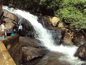 Chatikona - Water fall at Chatikona, Rayagada