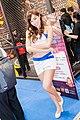 WeGames promotional models, Taipei Game Show 20170124c.jpg