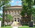 Webster County, Nebraska courthouse from S 1.JPG