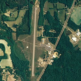 Weedon Field airport in Alabama, United States of America