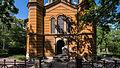 Weimar Am Poseckschen Garten Historischer Friedhof Russisch-orthodoxe Kapelle II.jpg