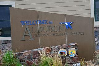 Audubon National Wildlife Refuge