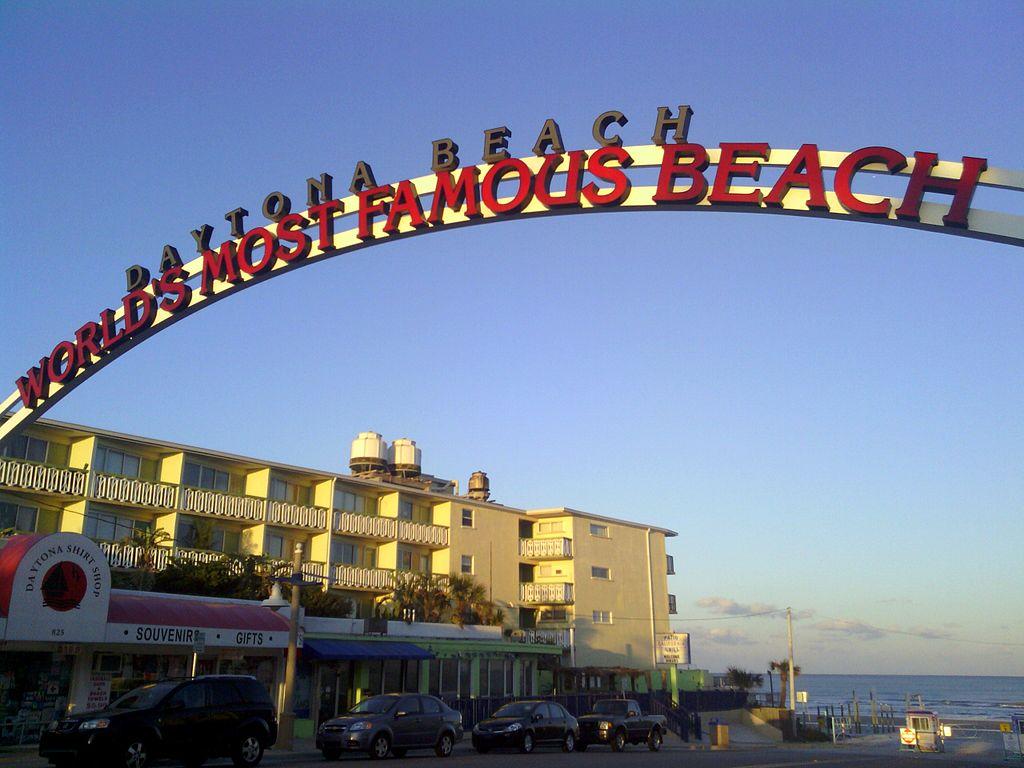 Welcome to Daytona Beach!