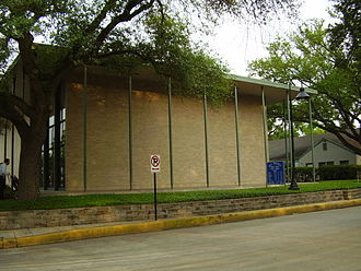 Harris County Public Library - West University Library in West University Place