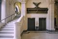 West elevator lobby, Howard M. Metzenbaum U.S. Courthouse, Cleveland, Ohio LCCN2010719509.tif