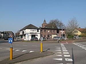 Westervoort - Street through Westervoort