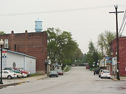 Main Street in Westville