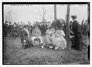 Meadow Brook Steeplechase Association - May 9, 1914 for the Meadow Brook Steeplechase Association horse race