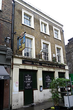 The Wheatsheaf, Southwark - The Wheatsheaf