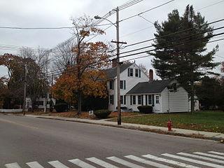 Wheelockville, Massachusetts Village in Massachusetts, United States