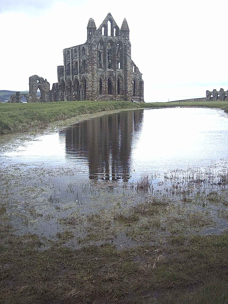 Whitby abbey photography