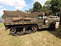 White halftrack of 7 Delta 814T, 38th vehicle of C company pic2.JPG