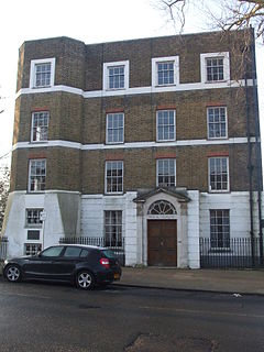 Wick House, Richmond Hill house in Richmond, London