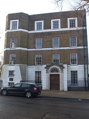 Wick House, Richmond Hill - Wick House, Richmond Hill